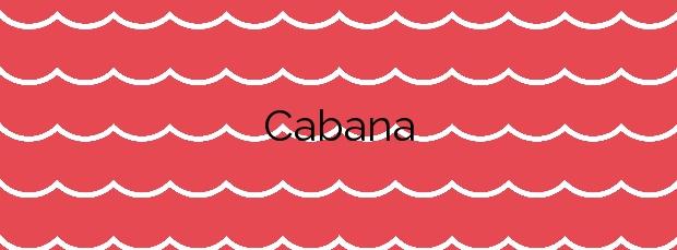 Información de la Playa Cabana en Bergondo