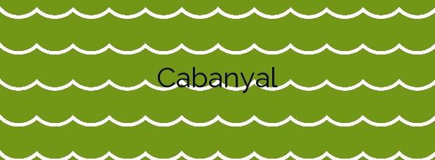 Información de la Playa Cabanyal en Valencia