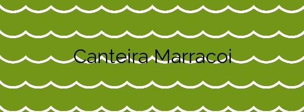 Información de la Playa Canteira Marracoi en Ferrol
