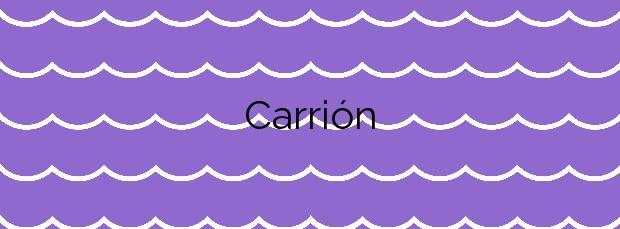 Información de la Playa Carrión en Puerto del Rosario