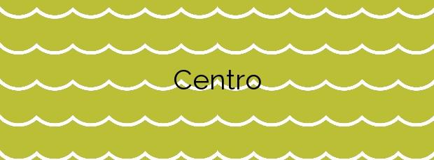 Información de la Playa Centro en Villajoyosa