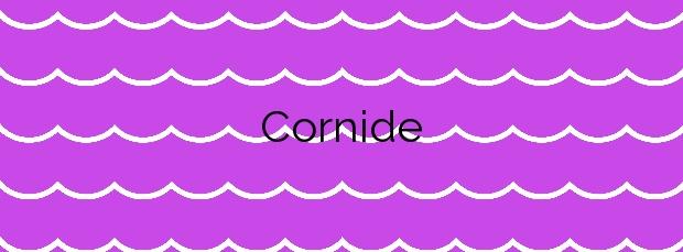 Información de la Playa Cornide en Bueu