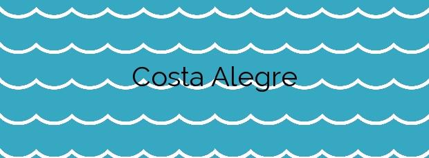 Información de la Playa Costa Alegre en Mogán