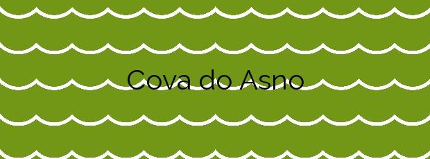 Información de la Playa Cova do Asno en Redondela