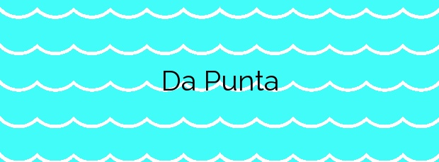 Información de la Playa Da Punta en Redondela