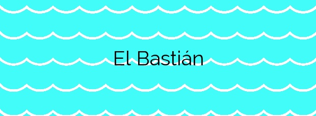 Información de la Playa El Bastián en Teguise