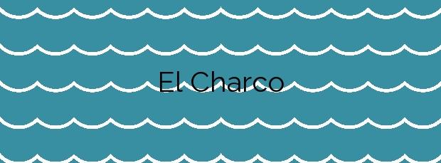 Información de la Playa El Charco en Águilas