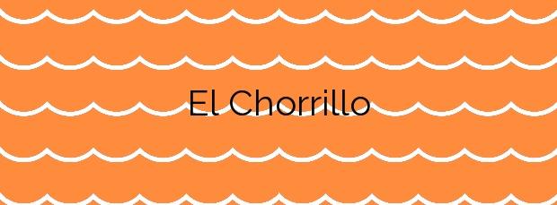 Información de la Playa El Chorrillo en Ceuta