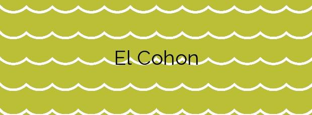 Información de la Playa El Cohon en Yaiza