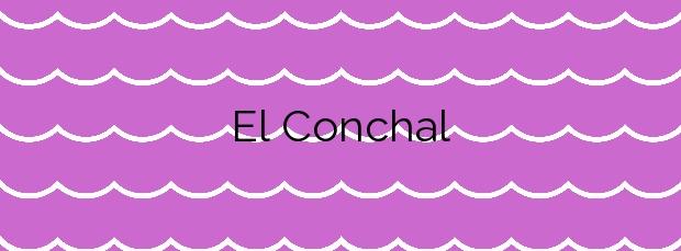 Información de la Playa El Conchal en Puerto Real