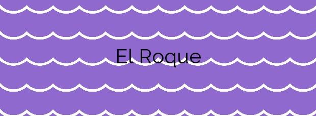 Información de la Playa El Roque en Los Realejos