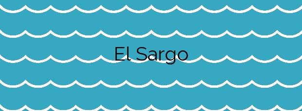 Información de la Playa El Sargo en Tacoronte