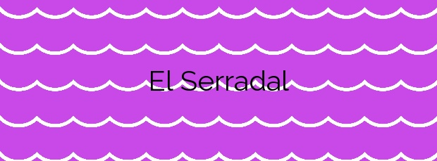 Información de la Playa El Serradal en Castellón de la Plana
