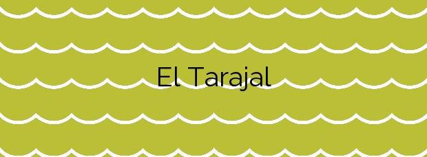 Información de la Playa El Tarajal en Ceuta