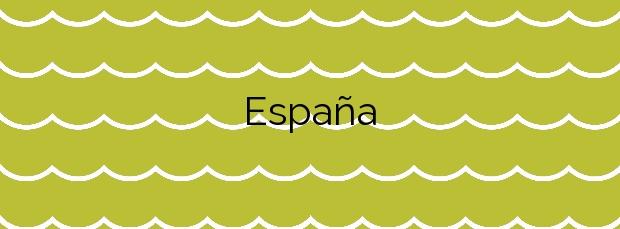Información de la Playa España en Villaviciosa