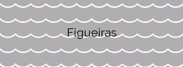 Información de la Playa Figueiras en Vigo