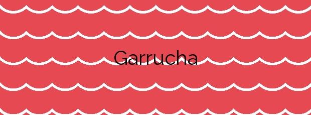 Información de la Playa Garrucha en Garrucha