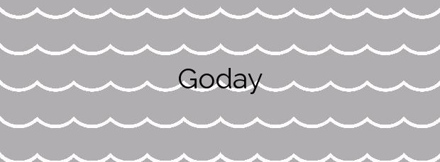 Información de la Playa Goday en Muros