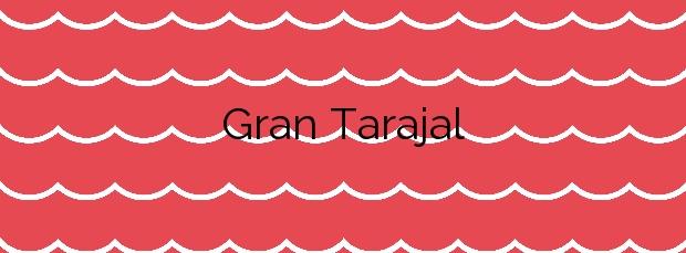 Información de la Playa Gran Tarajal en Tuineje