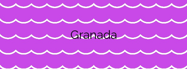Información de la Playa Granada en Motril