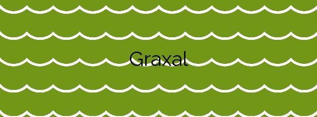 Información de la Playa Graxal en Valdoviño
