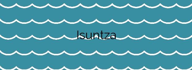Información de la Playa Isuntza en Lekeitio