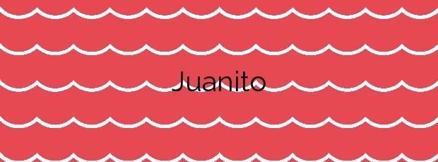 Información de la Playa Juanito en Sant Carles de la Ràpita