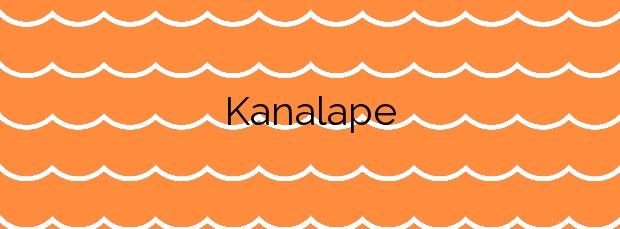 Información de la Playa Kanalape en Gautegiz Arteaga
