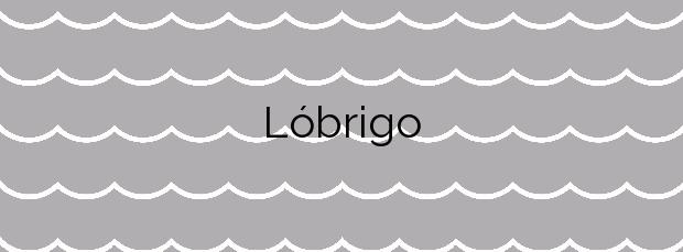 Información de la Playa Lóbrigo en Boiro