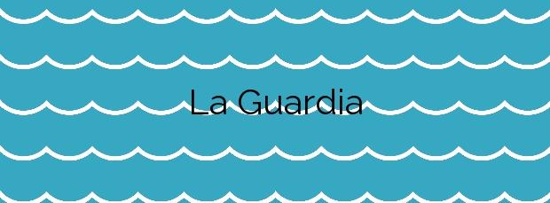 Información de la Playa La Guardia en Salobreña