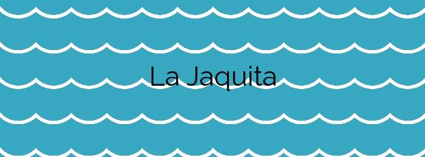 Información de la Playa La Jaquita en Granadilla de Abona