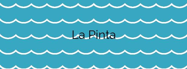 Información de la Playa La Pinta en Adeje