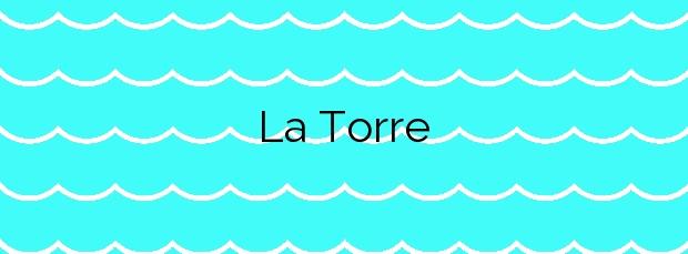 Información de la Playa La Torre en Almassora