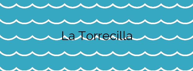Información de la Playa La Torrecilla en Nerja