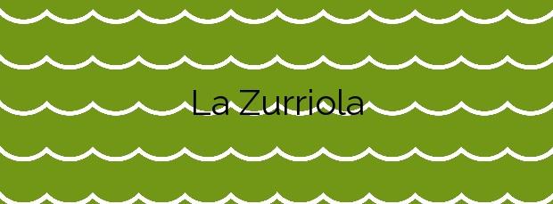 Información de la Playa La Zurriola en San Sebastián