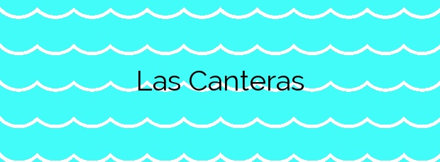 Información de la Playa Las Canteras en Las Palmas de Gran Canaria
