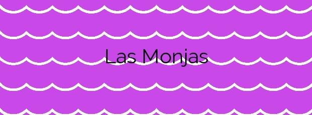 Información de la Playa Las Monjas en Los Llanos de Aridane