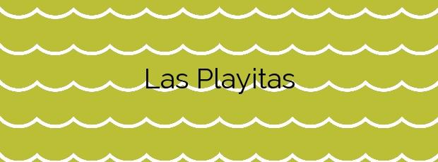 Información de la Playa Las Playitas en Tuineje