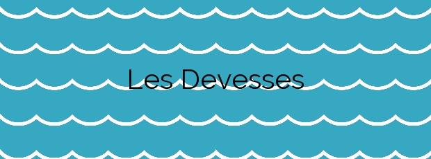 Información de la Playa Les Devesses en Oliva