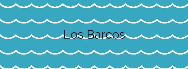Información de la Playa Los Barcos en Arnuero