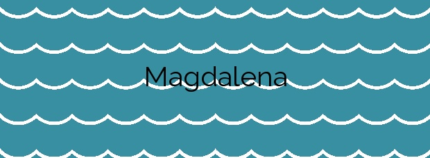 Información de la Playa Magdalena en Santander