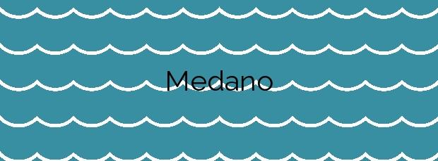 Información de la Playa Medano en La Oliva