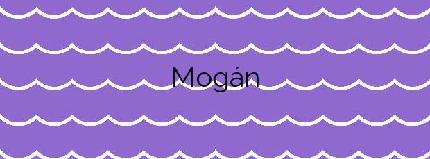 Información de la Playa Mogán en Mogán