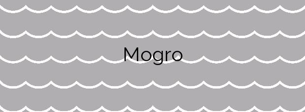 Información de la Playa Mogro en Miengo