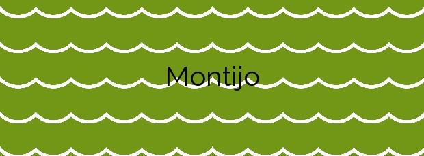 Información de la Playa Montijo en Chipiona