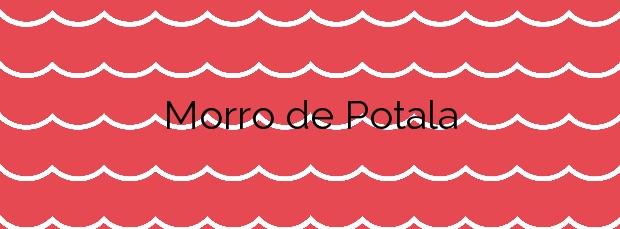 Información de la Playa Morro de Potala en Pájara