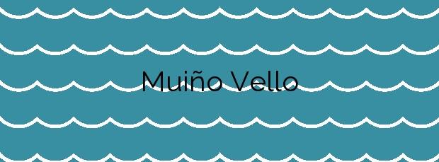 Información de la Playa Muiño Vello en Bueu