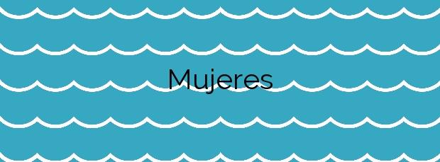Información de la Playa Mujeres en Yaiza