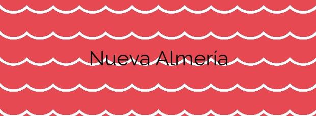 Información de la Playa Nueva Almería en Almería