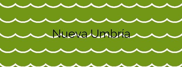 Información de la Playa Nueva Umbría en Lepe